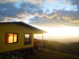 Casa del Sol in Monteverde, Monteverde Costa Rica (Sierra yakınında)