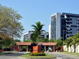 Mandala Barra Clube-Praia, Rio de Janeiro (Restinga de Jacarepaguá yakınında)