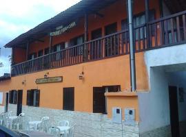 Pousada e Restaurante Fogão a Lenha, Milho Verde (Costa Sena yakınında)