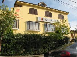 Hotel Kolping, Shkodër (Mahall' e Kryethuit yakınında)