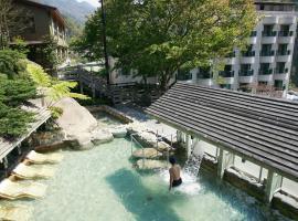 錦水溫泉飯店, 泰安鄉