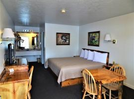 Eagle's Nest Motel, Priest River