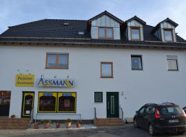 Pension Assmann, Langenbruck (Rohrbach yakınında)