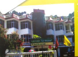 Hotel Grand sirmaur, Chamba