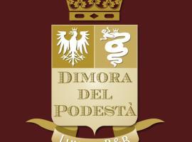 Dimora del Podesta', Castell'Arquato