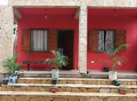 Casa da Josy, Milho Verde (Costa Sena yakınında)