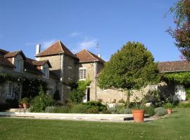 Chambres d'Hôtes La Pocterie, Vouneuil-sur-Vienne (рядом с городом La Chapelle-Moulière)