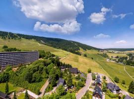 AHORN Hotel Am Fichtelberg, Курорт Обервизенталь