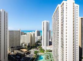Hawaiian Sun Holidays, Honolulu