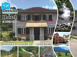 Hostel Destino Corupa, Corupá (Grota Funda yakınında)