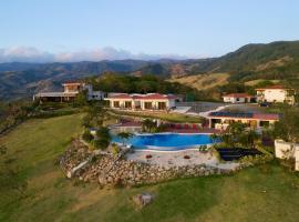 Vida Mountain Resort & Spa, San Ramón (Tajo Alto yakınında)