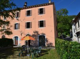 Il Borghetto, Purello (Berdekatan Fossato di Vico)