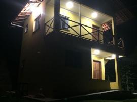 Cabana/Suite Sítio Arca de Noé, Santa Teresa (Santa Leopoldina yakınında)