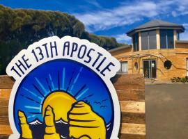13th Apostle Backpackers, Princetown