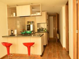 Beautiful Apartment Usaquen, Bogotá (La Bella Suiza yakınında)