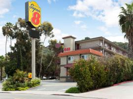 Super 8 by Wyndham San Diego Hotel Circle