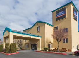 Howard Johnson Hotel & Suites by Wyndham Vancouver, Vancouver