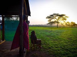 Ilariak Eco Lodge, Narok