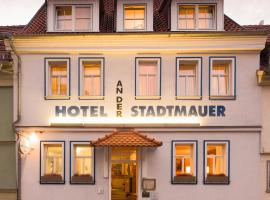 Hotel an der Stadtmauer, Mühlhausen