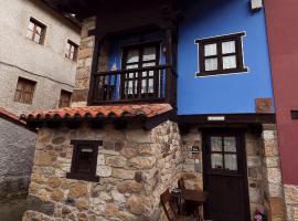 Coqueta casa, en un icónico pueblo de Asturias, Espinaredo (Arenas yakınında)