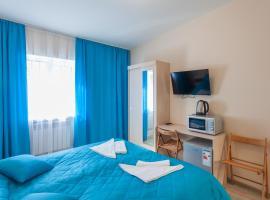 Hotel Democrat on Fontanka 104 2K