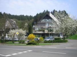 Waldhotel Tropfsteinhöhle, Wiehl (Weiershagen yakınında)