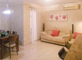 Two-Bedroom Apartment in Bolnuevo, Bolnuevo (Calnegre yakınında)