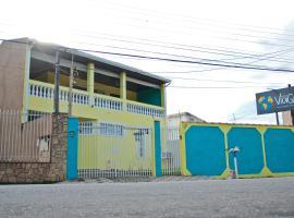 Espaço Viagi Hostel, Taubaté (Tremembé yakınında)