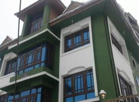 Hotel Golden View, Jāmb (рядом с городом Kora)