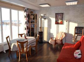 Amasing Russian avant-garde style house, Krasnyy Yar