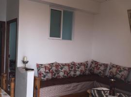 Bertouli appartement, Chefchaouene