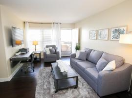 Belmont Heights LB | King Bed | Super Fast WiFi