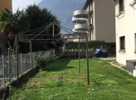 Monolocale Bellinzona, Bellinzona (Lumino yakınında)