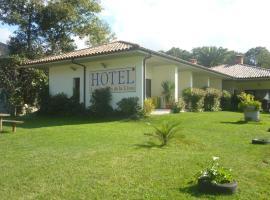 Hotel Los Jardines de Lallosa, Лас-Росас
