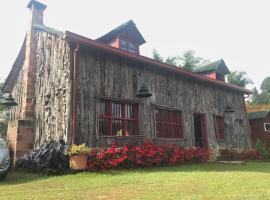 cabaña via Guatapé, Marinilla