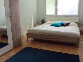 2.5-room & balcony near UNO, serviced, Viyana (Neusüßenbrunn yakınında)
