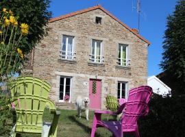 Les Cremades, Langogne (рядом с городом La Bastide-Puylaurent)