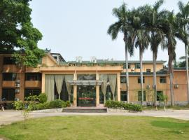Yang Cun Hua Qiao Gan Ju Guest House, Boluo (Huangshadong yakınında)