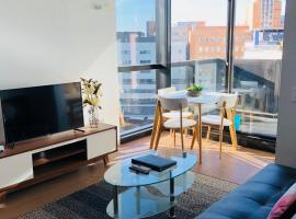 Cosy and Stylish Apartment@ Queen Victoria Market, Melbourne (Near Parkville)