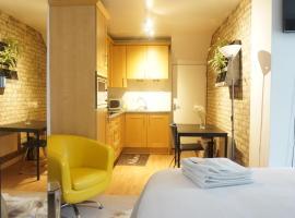 Self contained studio apartment, Лондон (рядом с городом Kidbrooke)
