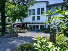 Parkhotel Schillerhöhe, Marbach am Neckar (Steinheim an der Murr yakınında)