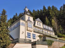 Flair-Hotel Waldfrieden, Meuselbach-Schwarzmühle (Herschdorf yakınında)