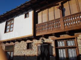Тодорината къща, Leshten