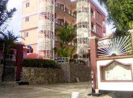 Nerapeak Hotel, Mwanza (Near Lake Victoria)