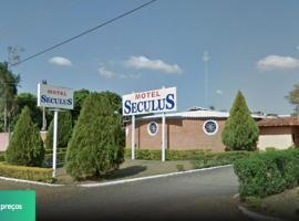 Motel Seculus, Barretos (Cateto yakınında)