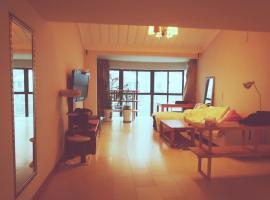 180sqm Loft with Large Kitchen, Glass Terrace, Oasis, Xiangyang (Dongjin yakınında)
