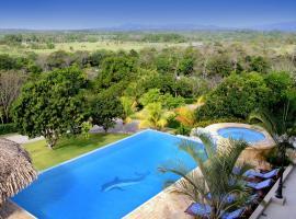 Villa del Cerro, Esparza (Higuito yakınında)