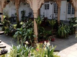 Bhartendu Bhawan, Варанаси (рядом с городом Mughal Sarāi)