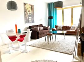 Spacious flat in the heart of the City Center! Ideal for a family!