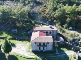 Casa D'Agosto, Estacas (Piñeiro yakınında)